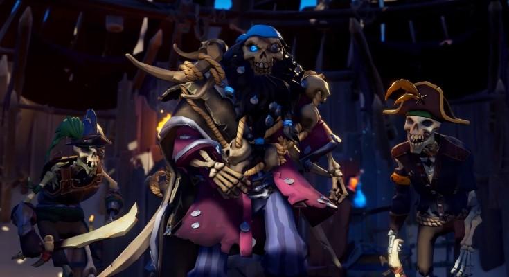 Campanha de Sea of Thieves recebe trailer cinematico, confira!
