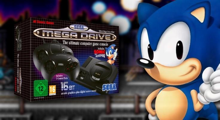 10 novos games são confirmados para o SEGA Mega Drive Mini!