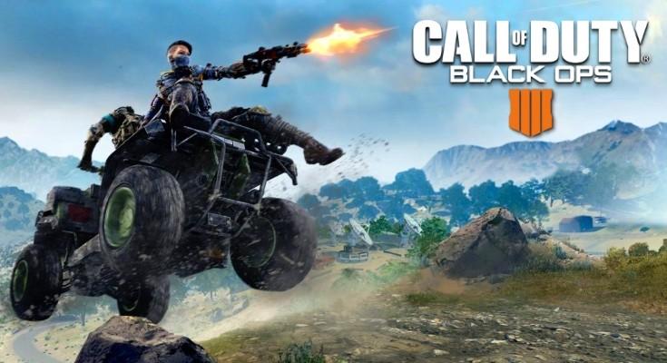 Modo Battle Royale de COD: Black Ops 4 esta grátis durante este mês!