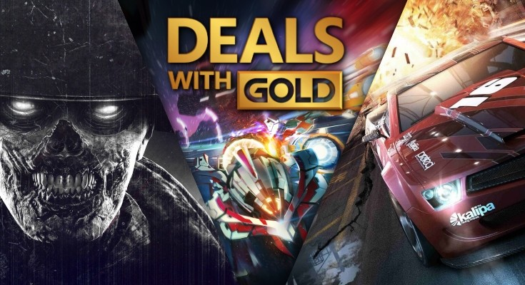 [Deals with Gold] De 8 a 15 de abril de 2019!