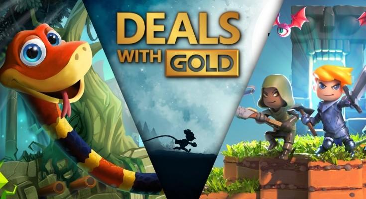 [Deals with Gold] De 15 a 22 de abril de 2019!