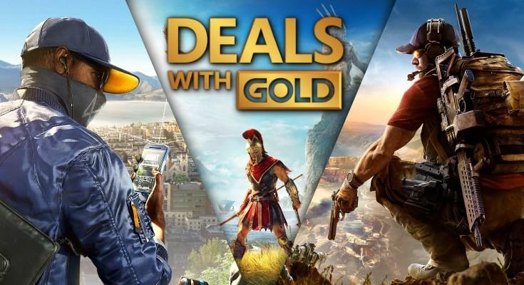 [Deals with Gold] De 29 de abril a 6 de maio de 2019!