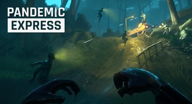 Pandemic Express - Zombie Escape já esta disponível no Steam!