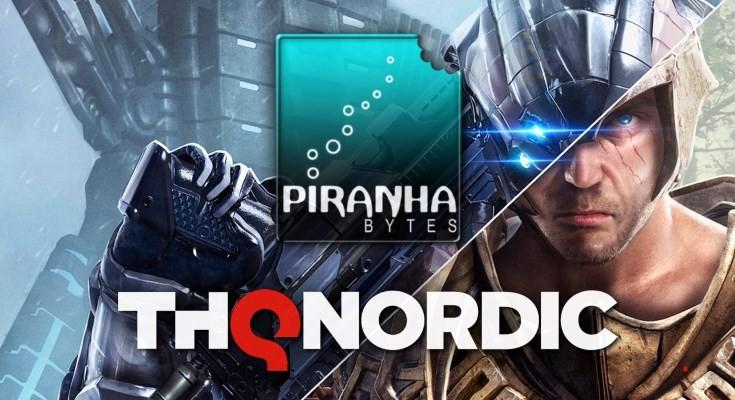 THQ Nordic comprou a Piranha Bytes, estúdio de Risen e ELEX!