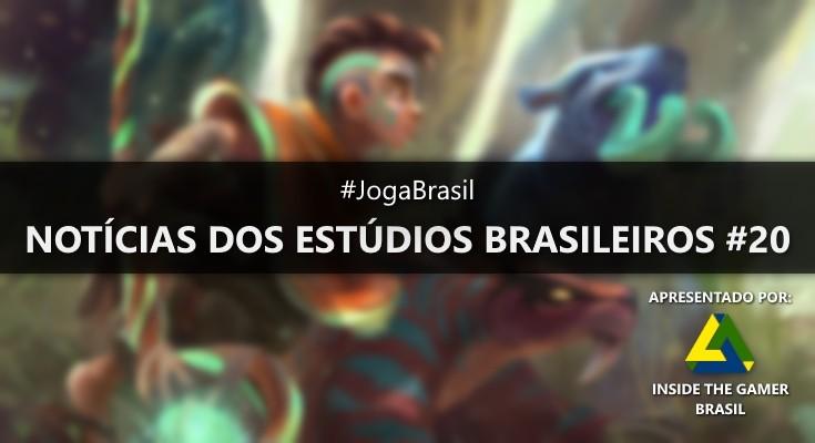 Joga Brasil: Notícias dos estúdios brasileiros #20