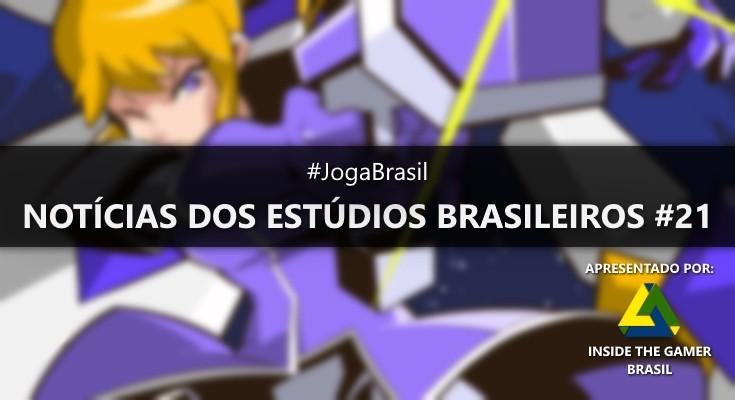 Joga Brasil: Notícias dos estúdios brasileiros #21