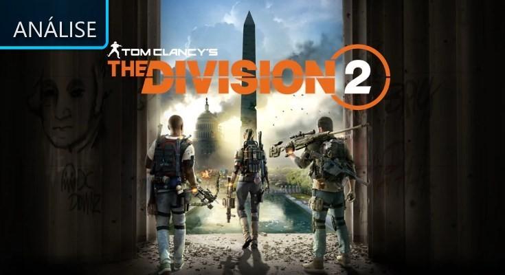 The Division 2 - Análise - Imagem de Destaque