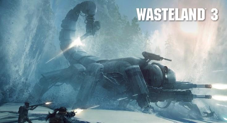 Wasteland 3 da inXile Entertainment será lançado em 2020, veja o trailer!
