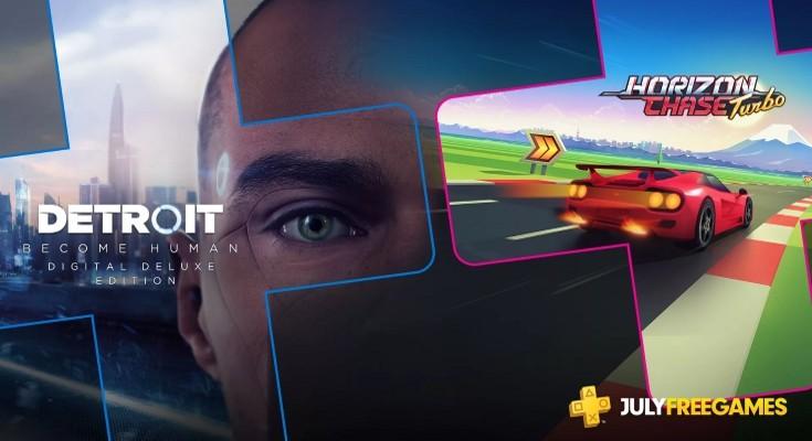 [PS Plus] PlayStation Plus - Jogos grátis em Julho de 2019!