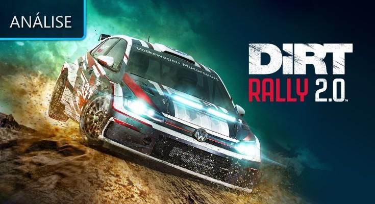 Análise: DiRT Rally 2.0 - Os grandes desafios do Rally!