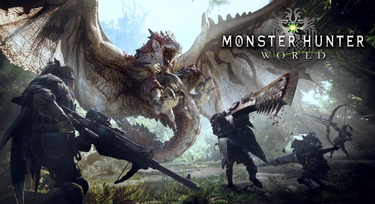 Monster Hunter: World alcança a marca de 13 milhões de cópias vendidas!