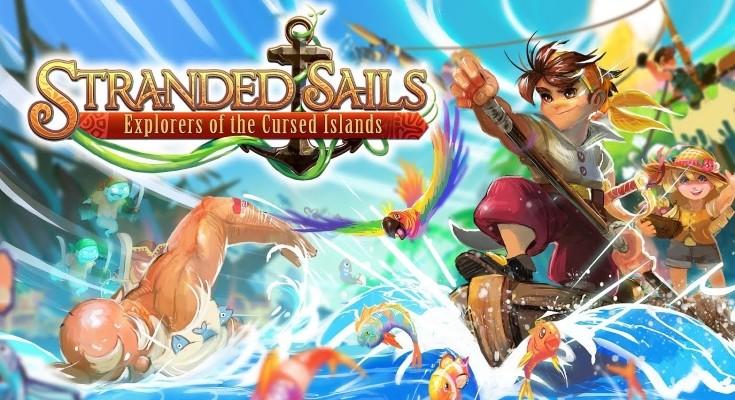 Stranded Sails recebeu trailer de anúncio oficial, confira!