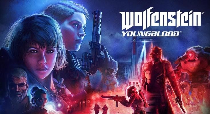 Divulgado trailer de lançamento de Wolfenstein: Youngblood!