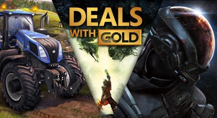 (DwG) Deals with Gold - De 2 até 8 de julho de 2019!