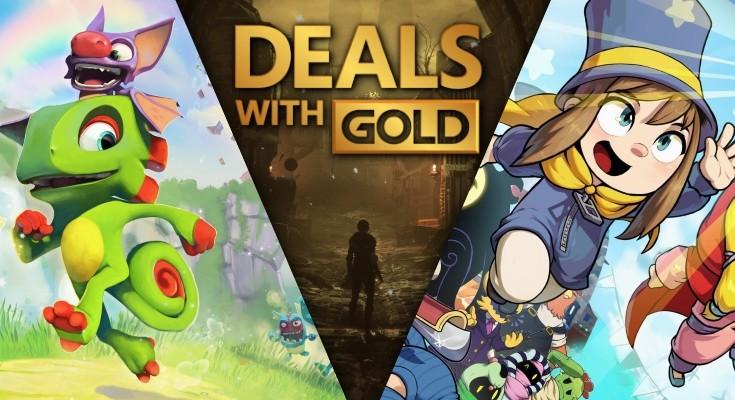 (DwG) Deals with Gold - De 8 até 15 de julho de 2019!