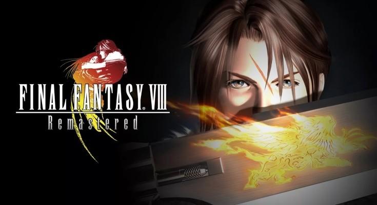 Final Fantasy VIII: Remastered será lançado em 3 de setembro!
