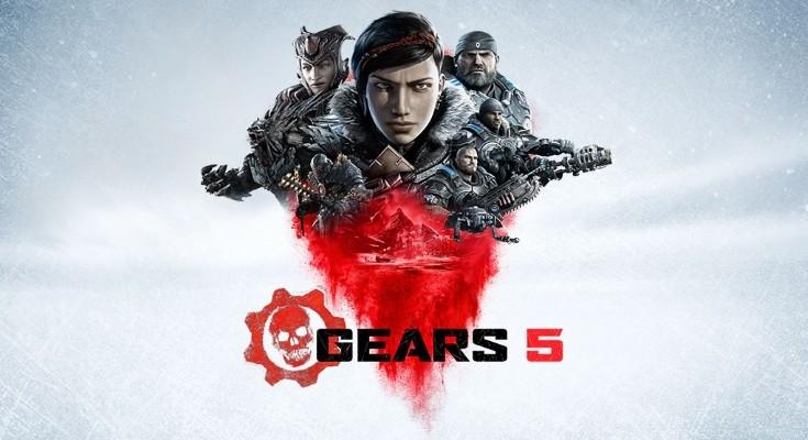 Gears of War 5 recebeu finalmente o seu empolgante trailer da campanha!