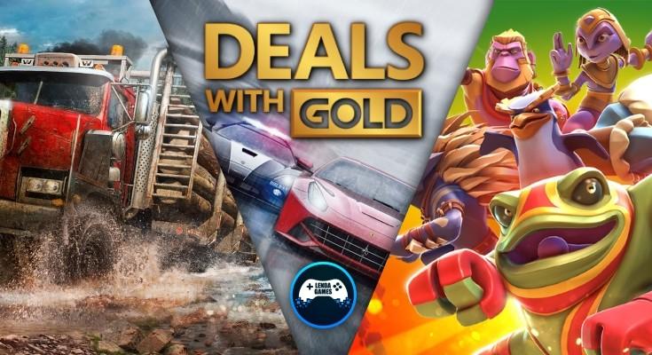 (DwG) Deals with Gold - De 5 até 12 de agosto de 2019!