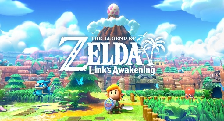 The Legend of Zelda: Link's Awakening recebeu novo trailer, confira!