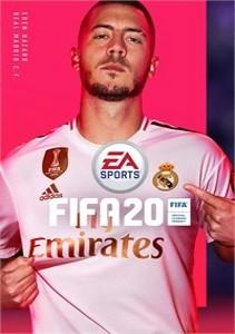 FIFA 20 - Capa do Jogo
