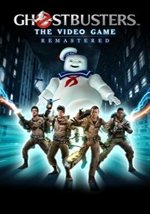 Ghostbusters: The Video Game Remastered - Capa do Jogo