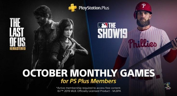 (PS Plus) PlayStation Plus - Jogos grátis em Outubro de 2019!