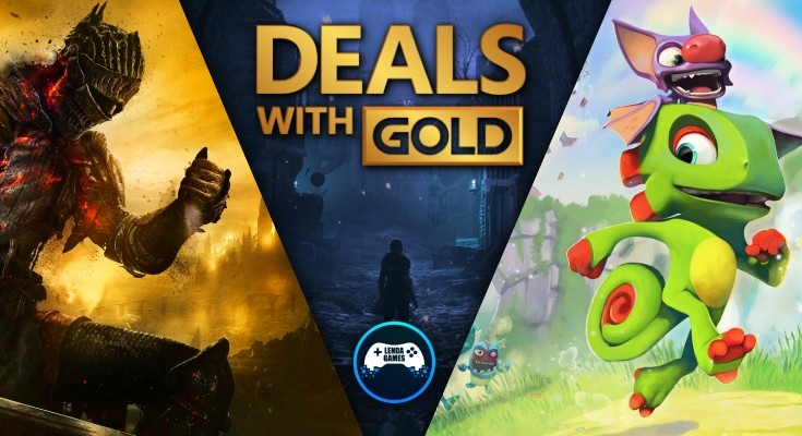 (DwG) Deals with Gold - De 3 até 9 de setembro de 2019!