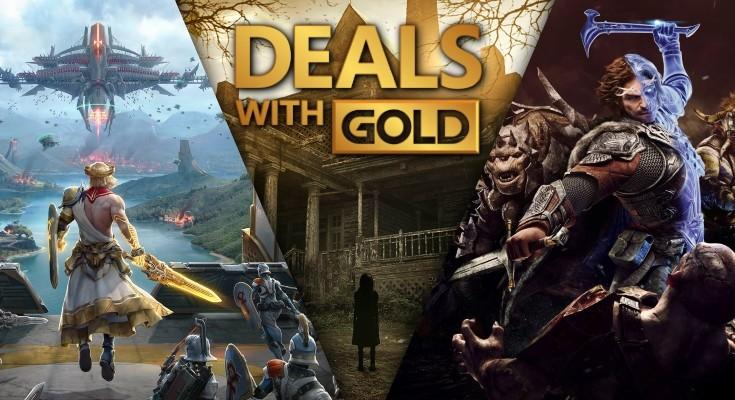 (DwG) Deals with Gold - De 10 até 16 de setembro de 2019!