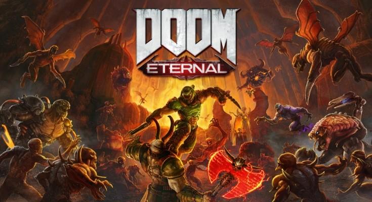 O lançamento de DOOM Eternal foi adiado para 20 de março de 2020!
