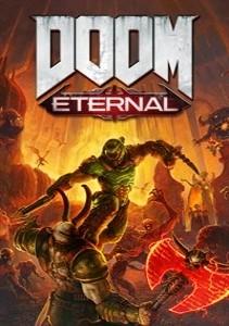 Doom Eternal - Capa do Jogo