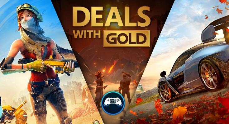 (DwG) Deals with Gold - De 1 até 7 de outubro de 2019!
