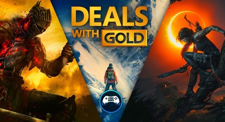 (DwG) Deals with Gold - De 8 até 14 de outubro de 2019!