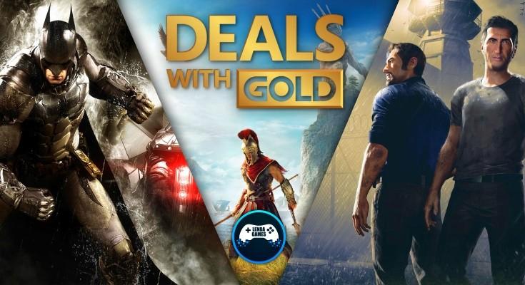 (DwG) Deals with Gold - De 15 até 21 de outubro de 2019!
