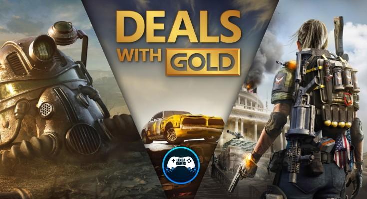 (DwG) Deals with Gold - De 22 até 28 de outubro de 2019!