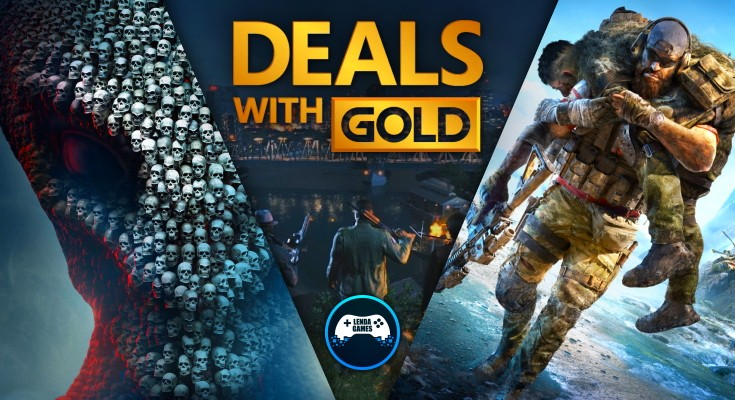 (DwG) Deals with Gold - De 29 de outubro até 4 de novembro de 2019!