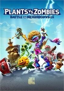 Plants vs. Zombies: Battle for Neighborville - Capa do Jogo