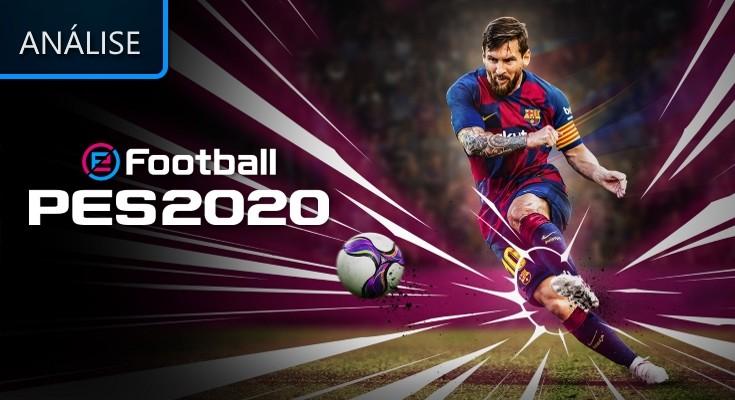 eFootball PES 2020 - Análise