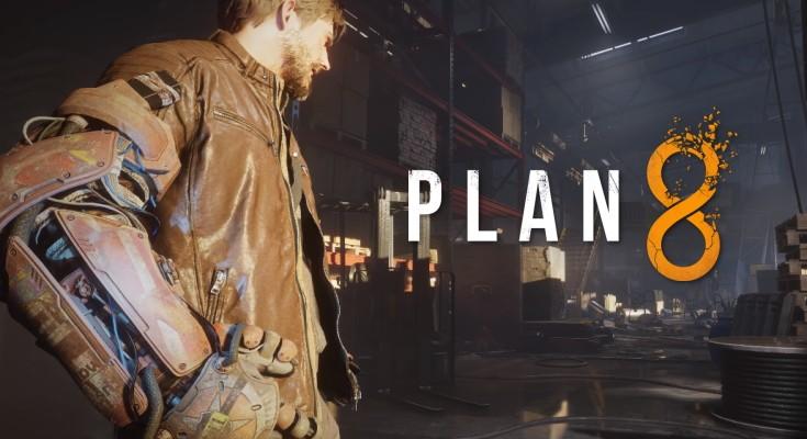 G-STAR 2019: Divulgado o primeiro trailer de PLAN 8, esta incrível!
