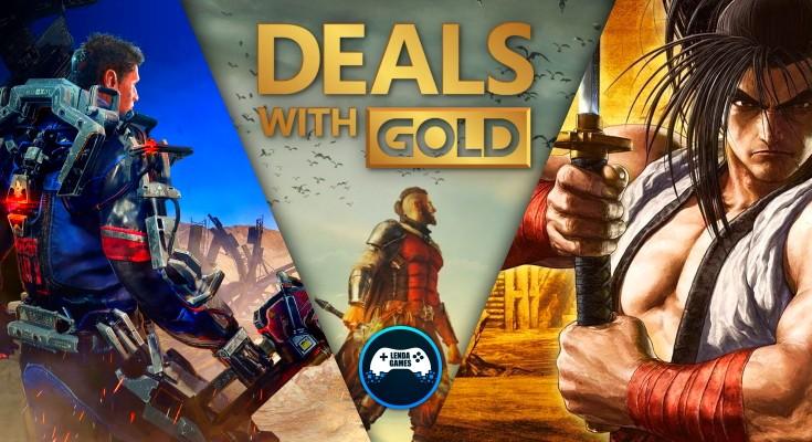 (DwG) Deals with Gold - De 5 até 11 de novembro de 2019!