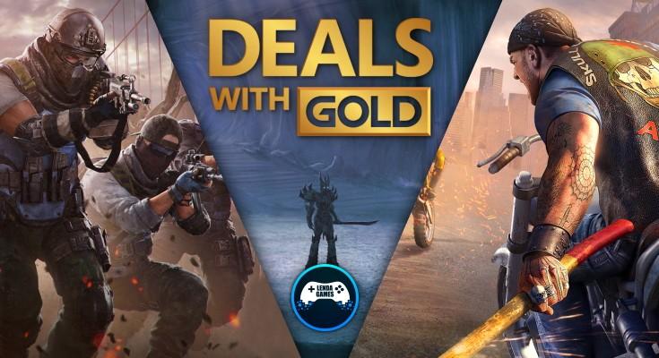 (DwG) Deals with Gold - De 12 até 18 de novembro de 2019!