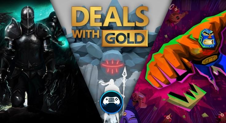 (DwG) Deals with Gold - De 26 de novembro até 2 de dezembro de 2019!