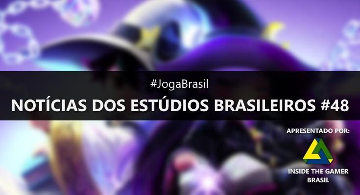Joga Brasil: Notícias dos estúdios brasileiros #48