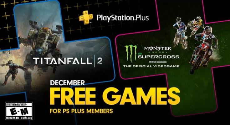 (PS Plus) PlayStation Plus - Jogos grátis em Dezembro de 2019!