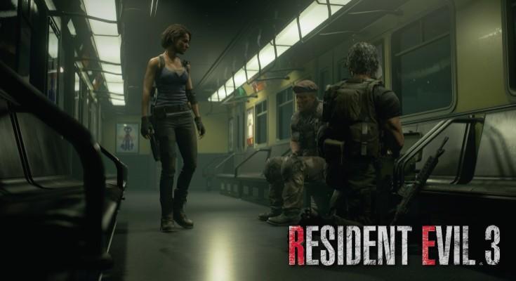Resident Evil 3 Remake será lançado em 3 de abril de 2020, veja o trailer!