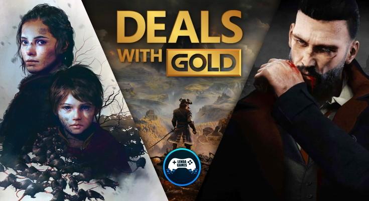 (DwG) Deals with Gold - De 3 até 9 de dezembro de 2019!