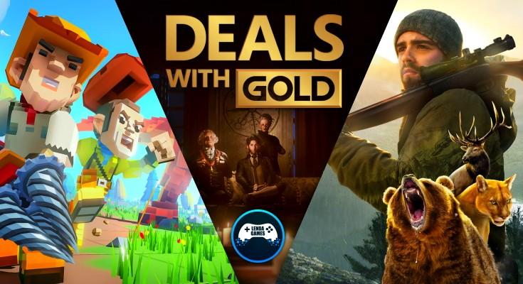 (DwG) Deals with Gold - De 17 até 23 de dezembro de 2019!