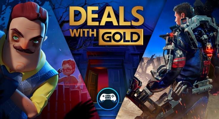 (DwG) Deals with Gold - De 24 até 30 de dezembro de 2019!