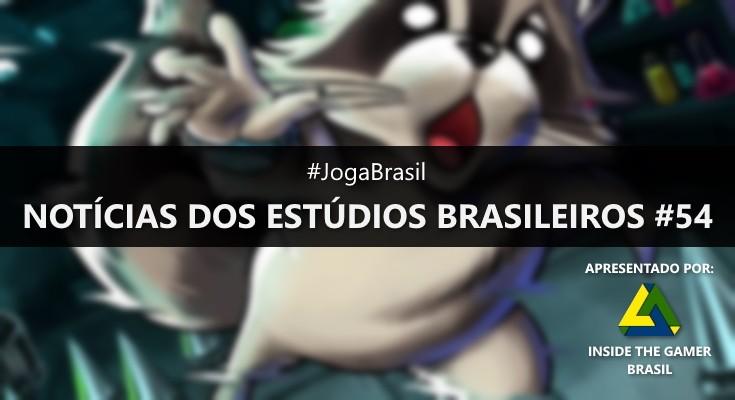Joga Brasil: Notícias dos estúdios brasileiros #54