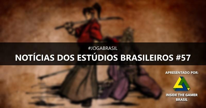 Joga Brasil: Notícias dos estúdios brasileiros #57