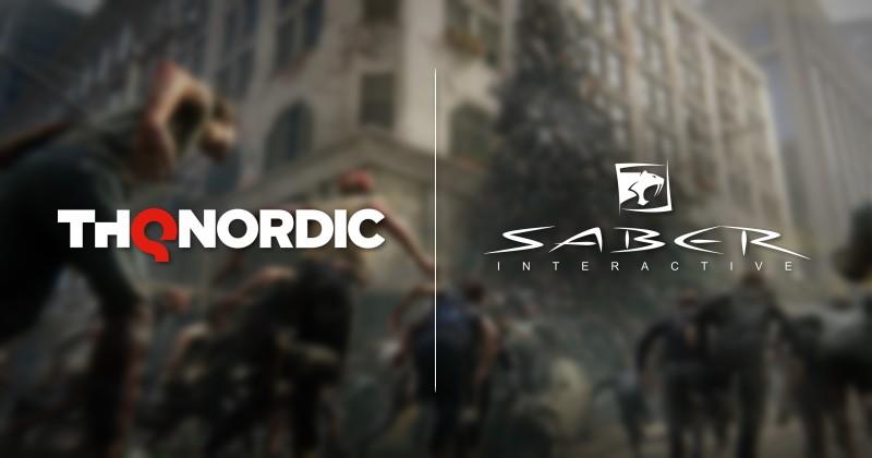 THQ Nordic adquiriu a Saber Interactive em um acordo de U$525 milhões!